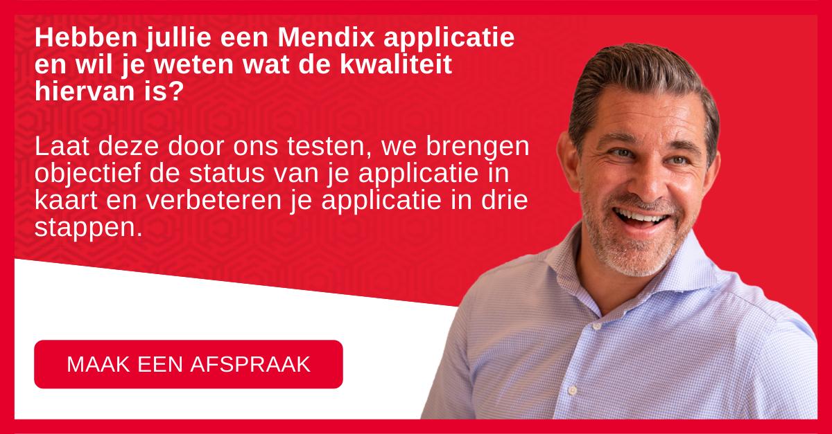 Mendix Application Review