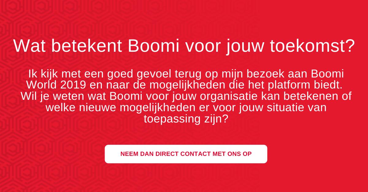 Afspraak maken Boomi